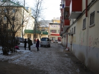Chita, Lenin st, house 122. Apartment house with a store on the ground-floor