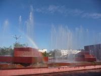 赤塔市, 喷泉