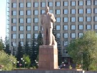 Чита, памятник В.И. Ленинуулица Ленина, памятник В.И. Ленину
