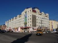 "Chita, hotel ""Забайкалье"", Leningradskaya st, house 36"