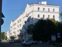 Chita, Leningradskaya st, house 58. Apartment house