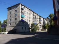 Chita, Leningradskaya st, house 98. Apartment house