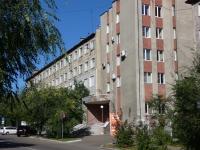 Чита, суд Восточно-Сибирский окружной военный суд, улица Ленинградская, дом 100