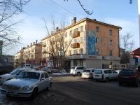Chita, Chaykovsky st, house 34. Apartment house