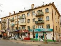 Chita, Chaykovsky st, house 36. Apartment house