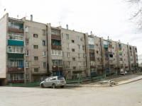 赤塔市, Zabaykalskogo rabochego st, 房屋 6. 公寓楼