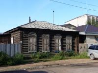 Chita, Zabaykalskogo rabochego st, house 67. Private house