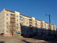 Chita, 6th district, house 8А. Apartment house