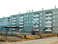 Chita, 6th district, house 14Б. Apartment house