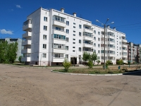 Chita, 6th district, house 9. Apartment house