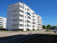 Chita, 6th district, house 10. Apartment house