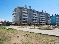 Chita, 6th district, house 11. Apartment house
