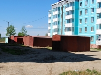 Chita, 6th district, house 12. Apartment house