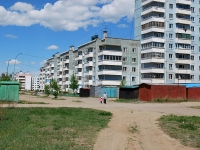Chita, 6th district, house 14А. Apartment house