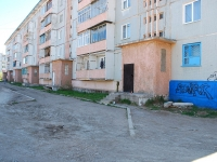 Chita, 6th district, house 15. Apartment house