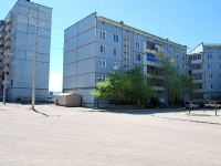 Chita, 6th district, house 17. Apartment house