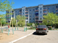 Chita, 6th district, house 18. Apartment house