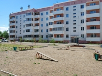 Chita, 6th district, house 21. Apartment house