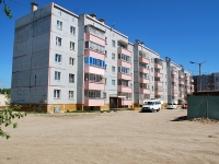 Chita, 6th district, house 34. Apartment house