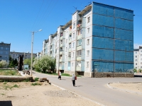 Chita, 6th district, house 2. Apartment house