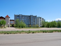 Chita, 6th district, house 7. Apartment house