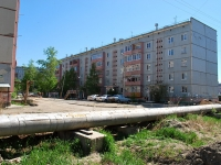 Chita, 6th district, house 8. Apartment house