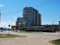 Chita, Fadeev avenue, house 37. Apartment house