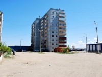 Chita, Fadeev avenue, house 39. Apartment house