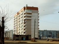 Chita, Fadeev avenue, house 18Б. Apartment house
