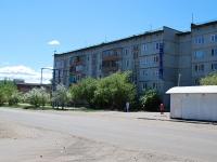 Chita, Fadeev avenue, house 25. Apartment house