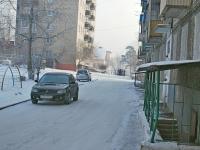Chita, Babushkina st, house 5. Apartment house