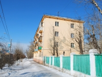 Chita, Babushkina st, house 32. Apartment house