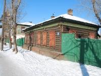 Чита, улица Бабушкина, индивидуальный дом