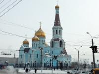 Chita, church Казанской иконы Божией Матери , Butin st, house 6