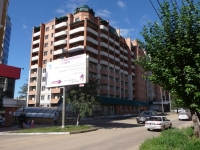 Chita, Butin st, house 125. Apartment house