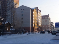 Chita, Butin st, house 115 к.2. Apartment house