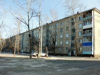 Chita, 4th district, house 12А. Apartment house