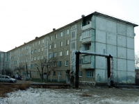 Chita, 4th district, house 17. Apartment house
