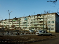 Chita, 4th district, house 27. Apartment house