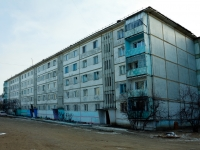 Chita, 4th district, house 30А. Apartment house