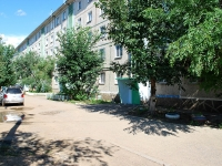 Chita, 4th district, house 6. Apartment house