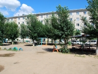Chita, 4th district, house 12Б. Apartment house
