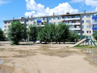 Chita, 4th district, house 12В. Apartment house
