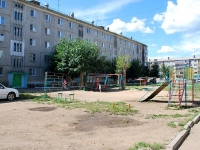 Chita, 4th district, house 15А. Apartment house