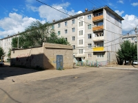 Chita, 4th district, house 19. Apartment house