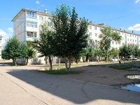 Chita, 4th district, house 21. Apartment house
