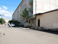 Chita, 4th district, house 22. Apartment house