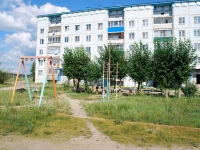 Chita, 4th district, house 29. Apartment house