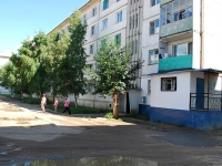 Chita, 4th district, house 30. Apartment house