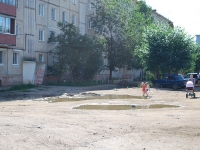 Chita, 4th district, house 31. Apartment house